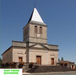 paroisse Saint Pierre de Montendre